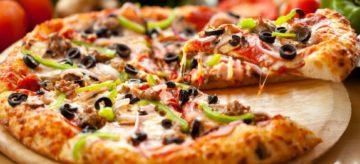 Пицца по-итальянски